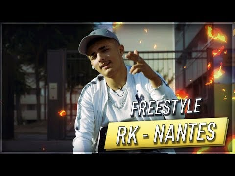 RK - FREESTYLE #DANSLETIERQUAR : NANTES [PREMIERE ECOUTE] 🎧😱