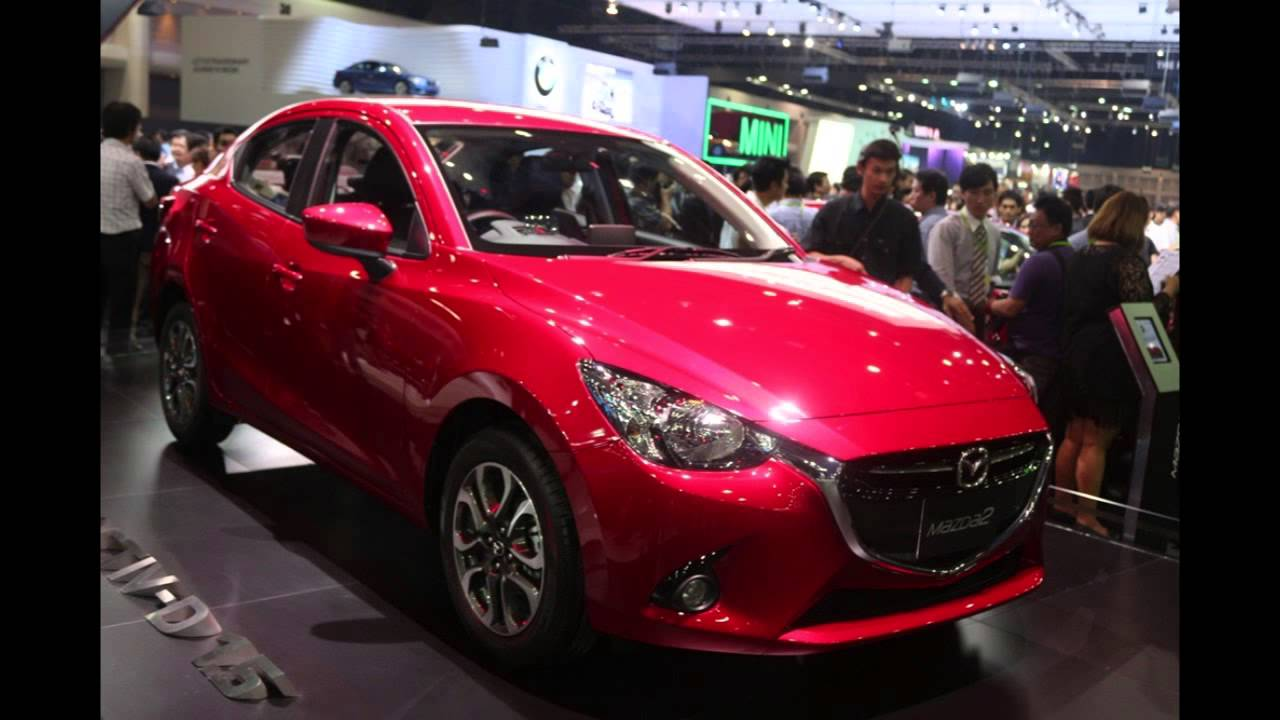 mazda 2 sedan diesel 2015 youtube. Black Bedroom Furniture Sets. Home Design Ideas