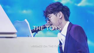 Bruno Mars - Versace On The Floor - [ The TOYS ]