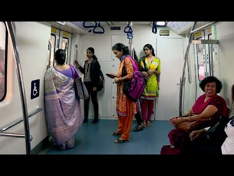 🚇 🇮🇳 Bangalore metro: ♀️ The way ahead for women