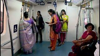 🚇 🇮🇳 The way ahead for women ♀️: Bangalore metro