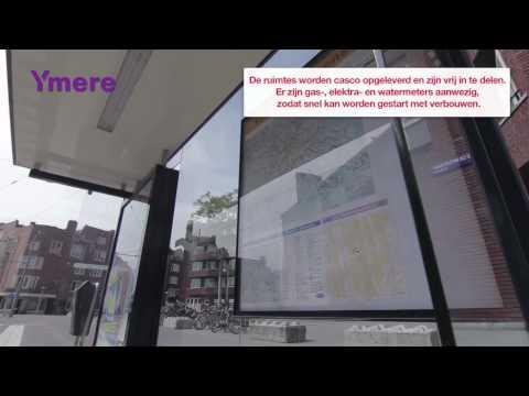 Ymere Verhuurt | De Wending | Bedrijfsruimte | Amsterdam West