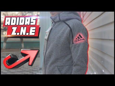 Adidas Z.N.E - конкурент Nike Tech Fleece? (ОБЗОР)