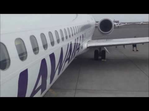 Hawaiian Airlines | 717-200 | Kona ✈ Honolulu International Airport, Hawaii