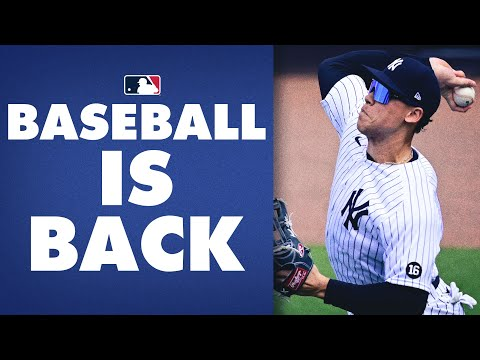 Spring Training Opening Day Highlights (Baseball is back!)