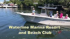 Waterline Marina Resort - Review - Anna Maria Island FL