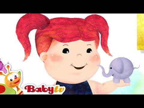 Miss Mary Mack - Nursery Rhymes | BabyTV