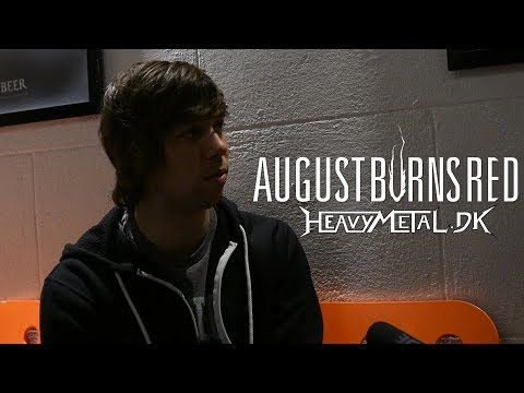 August Burns Red interview 2018 (The Final...