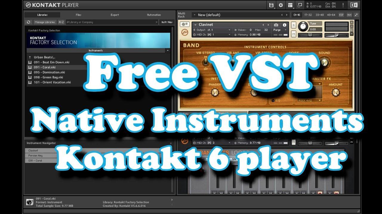 kontakt 6 full version free download