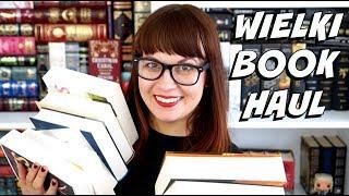 Piękne okładki i fantastyczne książki | BOOK HAUL