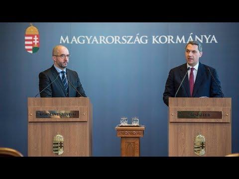 Kormányinfó 109 - Magyarország harcba száll az ENSZ migrációs tárgyalássorozatában thumbnail