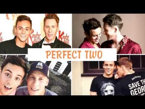 Dustin Lance Black & Tom Daley || Perfect two ♡