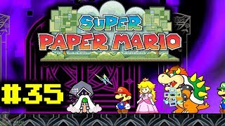 Let's Play Super Paper Mario #35 - Preparativos Finais!