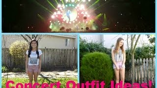Outfit Ideas for  Concerts! Thumbnail