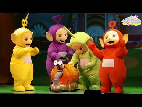 Teletubbies | Teletubbies Live Show | Teletubbies in Theatre | Fun for Preschool Children