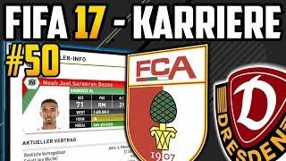Der geht ab!! 1. SAISONSPIEL - FIFA 17  Dresden Karriere: Lets Play #50