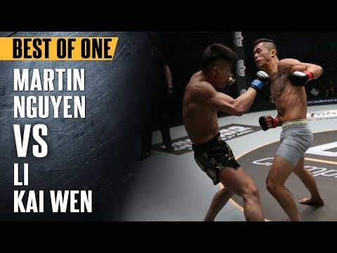 Martin Nguyen vs. Li Kai Wen – Best Of ONE Championship