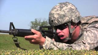 U.S. Army Small Arms Championship Service Rifle EIC