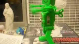 Funky Robot Dance