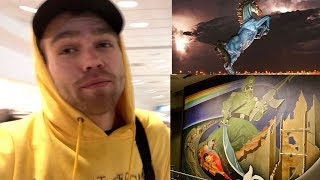 the creepy denver airport conspiracy theory...