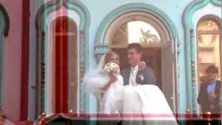 Инна и Саша  свадебная песня Владимир Хозяенко