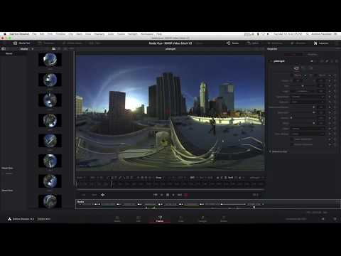 Blackmagic Forum • View topic - Stiching footage for 360 VR