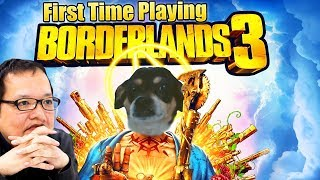 Adventures Of The WORST Vault Hunter - Borderlands 3 Funny Moments