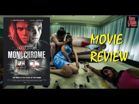 MONOCHROME  2016 James Cosmo  aka SYNESETA . Psychological Thriller Movie