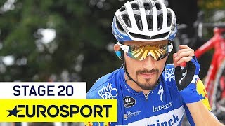 Tour de France 2019 | Stage 20 Highlights | Cycling | Eurosport