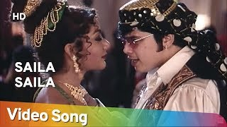 Saila Saila (HD) | Gundagardi (1997) | Harish | Raj Babbar | Gulshan Grover | Hindi Song