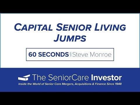 Capital Senior Living Jumps - 60 Seconds 3.13.2019