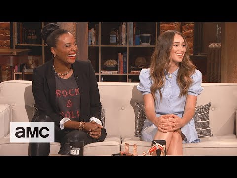 Talking Dead: 'How Did Alicia Come Up w the Oxygen Equation?'  Questions Ep. 726