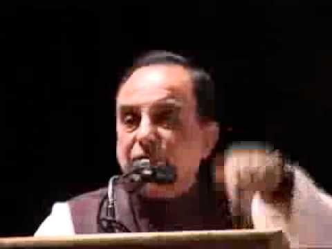 Subramanian Swamy exposed Jawaharlal Nehru Conspiracy against  Bhimrao Ramji Ambedkar