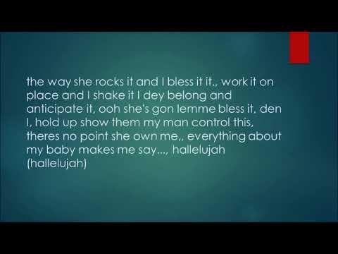 Diamond Platnumz – Hallelujah Lyrics ft Morgan Heritage (NEW)