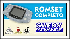DOWNLOAD ROMSET COMPLETO GBA
