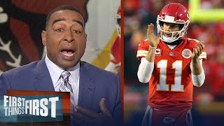 Cris Carter reacts to the Chiefs dealing Alex Smith to the Washington Redskins | FIRST THINGS FIRST