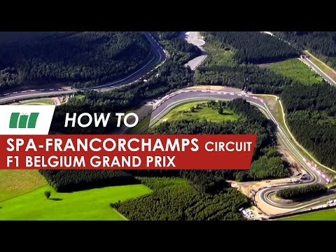 Spa-Francorchamps F1 circuit: A Dangerous Love Affair | RACE SERIES