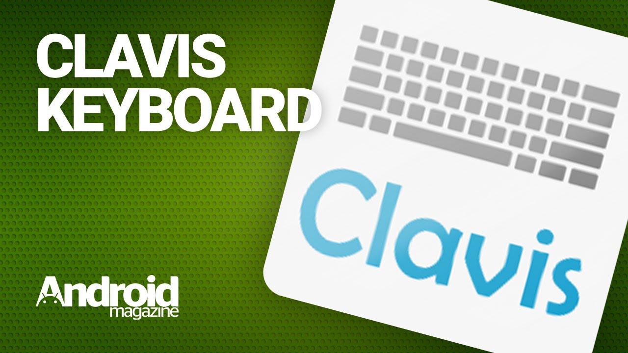 Clavis Keyboard
