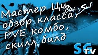 Мастер Ци обзор   PVE Комбо, скилл билд   Blade and Soul