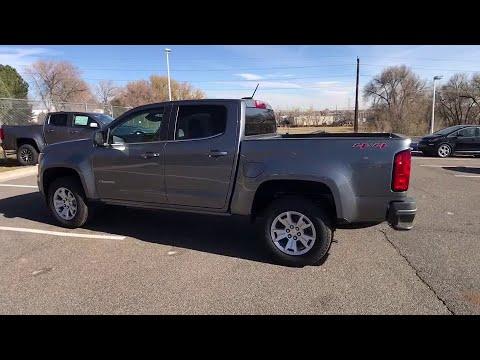 2018 Chevrolet Colorado Denver, Lakewood, Wheat Ridge, Englewood, Littleton, CO CV4744