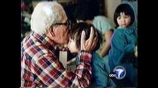"""Special ABC 7 --Vista L.A.  - """"Hope in Boyle Heights--Nadine  Diaz &  Family""""  (2005)"""