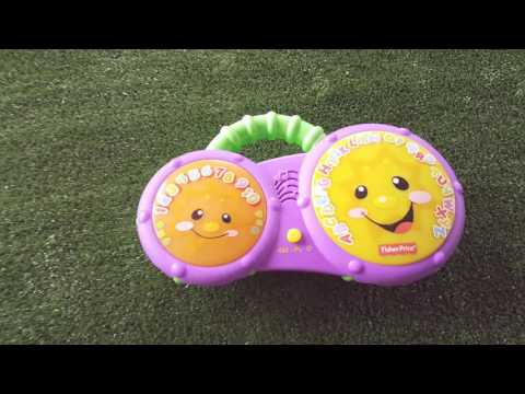 Fisher-Price Laugh & Learn Bathtime Bongos Review