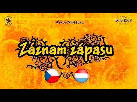 Záznam zápasu: Česká republika - Nizozemsko (Euro 2004)