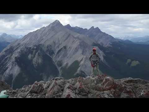 Via Ferrata Mountain Climbing - Video