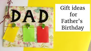 Father's Birthday Card | What To Gift Dad On Birthday | Father's Birthday Gift |