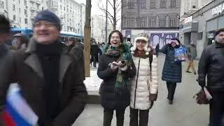Москва за забастовку избирателей