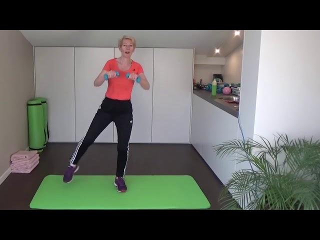 Sterke armen trainen,  zo word je elke dag fit