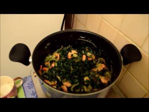Passion Cuisine du Gabon et d'Ailleurs: Epinards au poisson