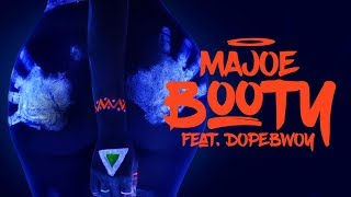 Majoe feat. Dopebwoy // BOOTY //  [ official Video ]