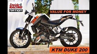 2019 KTM Duke 200 - Best Value